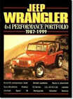 Jeep Wrangler 4X4, 1987-99 by Brooklands Books Ltd (Paperback, 1999)
