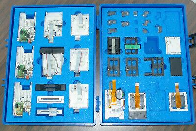 Indipendente Amphenol Tuchel Smart Card Service-valigia, Riparazione, Assortimento, Tra L'altro C702-mostra Il Titolo Originale