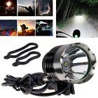 1200 Lumens CREE-XM-L T6 LED 3 Mode Headlight Headlamp Bike Bicycle light NEW