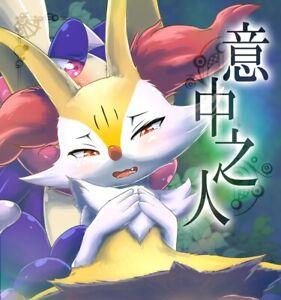 Pokemon-Doujinshi-Greninja-braixen-B5-de-40-paginas-kawazoko-kemono-Furry-icyunohito