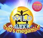 Wild Alex K's Megamix 2015 Various Artists CD