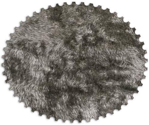 Superflausch FLOKATI LANGHAAR SHAGGYWellness-Fleece Flanell Teddy EXTRAWEICH