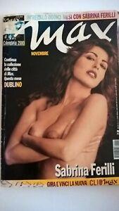 max-11-1999-ferilli-selen-sorvino-bowie-eurythmics-garland-littizzetto-anansie