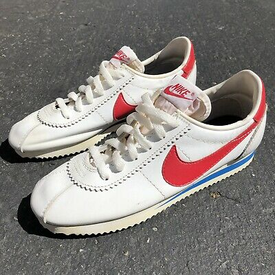 70s 80s NIKE Made USA leather Cortez