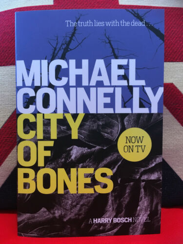 1 of 1 - City Of Bones by Michael Connelly. Harry Bosch Book 8