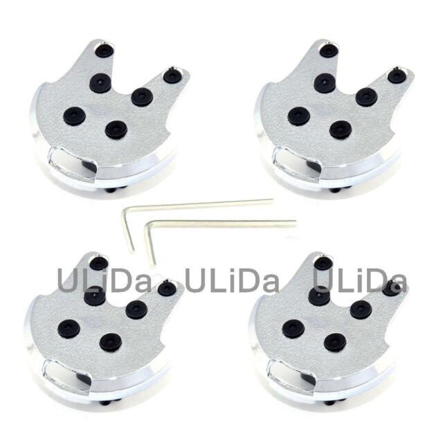 CNC Aluminum Reinforcement Plates Motor Mount Base Protect For DJI Phantom 3//2