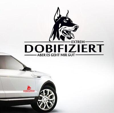 Adesivi Auto Dobifiziert Dobermann Dobi Infettata Cane Cani Siviwonder-mostra Il Titolo Originale Possedere Sapori Cinesi