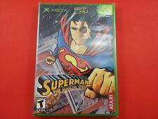 Superman Man of Steel [Brand New & Sealed] (Xbox Original)