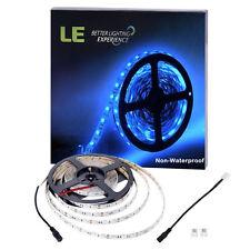 BLUE 5M/16.4Ft 3528 SMD 300 LED Strip Light 12V Tape Roll Home Dining Lamp