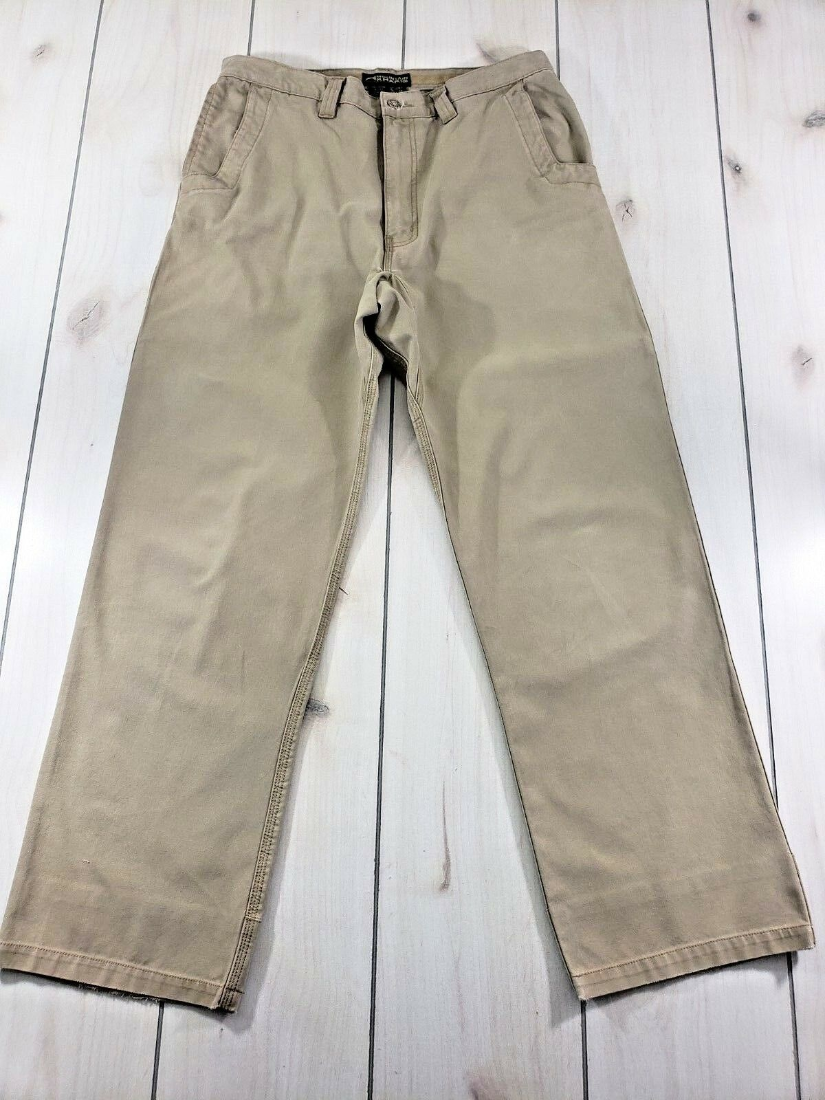 MOUNTAIN KHAKIS The Original Mountain Pant Gunmetal Men's 35.5x31.75  I88 MINT