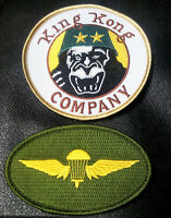 Taxi Driver King Kong Deniro Movie Hook Patch
