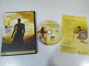 Gladiator-el-Gladiador-Russel-Crowe-Ridley-Scott-DVD-Extras-Espanol-English