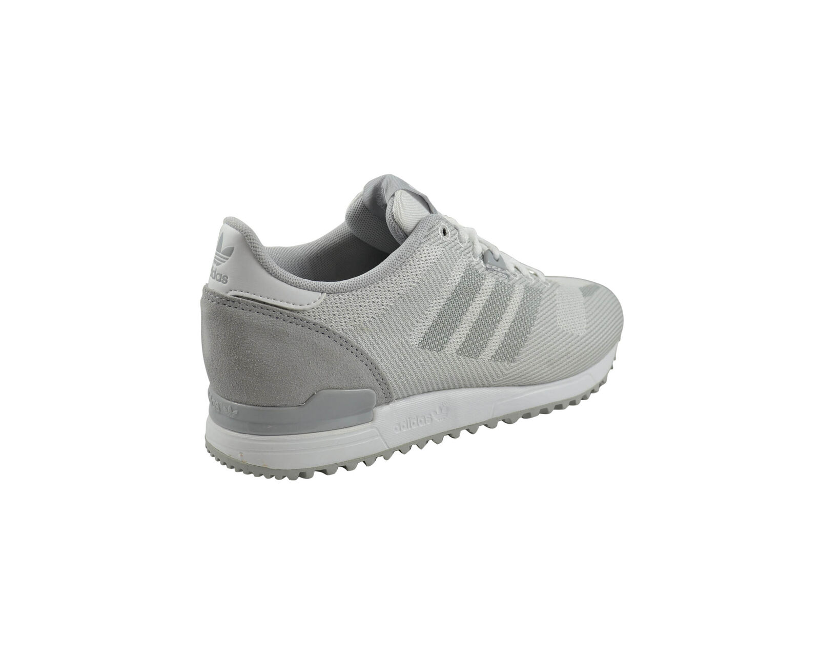 Adidas ZX 700 Weave W W W vinwht clonix ftwwht Schuhe Turnschuhe grau weiß ad016d
