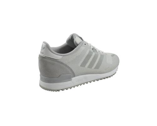 Adidas ZX 700 Weave W vinwht//clonix//ftwwht Schuhe//Sneaker grau//weiß