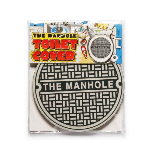 Le trou d/'homme Toilette Housse Homme Grotte Salle de Bain Cadeau Amusant Drôle Big Mouth Toys Nouveauté