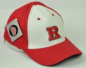 wholesale dealer c4768 3095a Image is loading NCAA-Donegal-Bay-Rutgers-Scarlet-Knights-Mens-Hat-