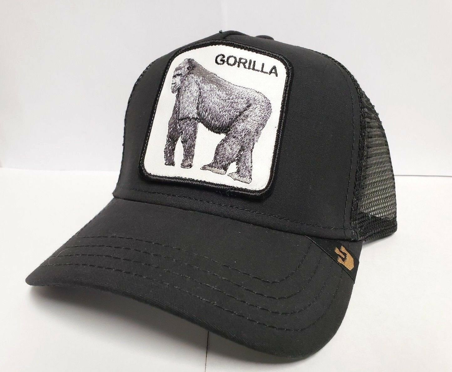 Goorin Bros Bold the Hatmakers 101-0333 King of the Bold jungle Snap-Back Trucker Hat 8655c7