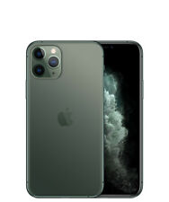 "SMARTPHONE  APPLE IPHONE 11 PRO 256GB 5.8"" MIDNIGHT GREEN GARANZIA 24 MESI"
