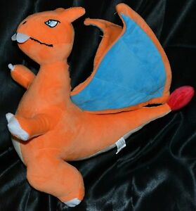 12-034-Charizard-6-Pokemon-Plush-Dolls-Toys-Stuffed-Animals-Flying-Dragon-Fire
