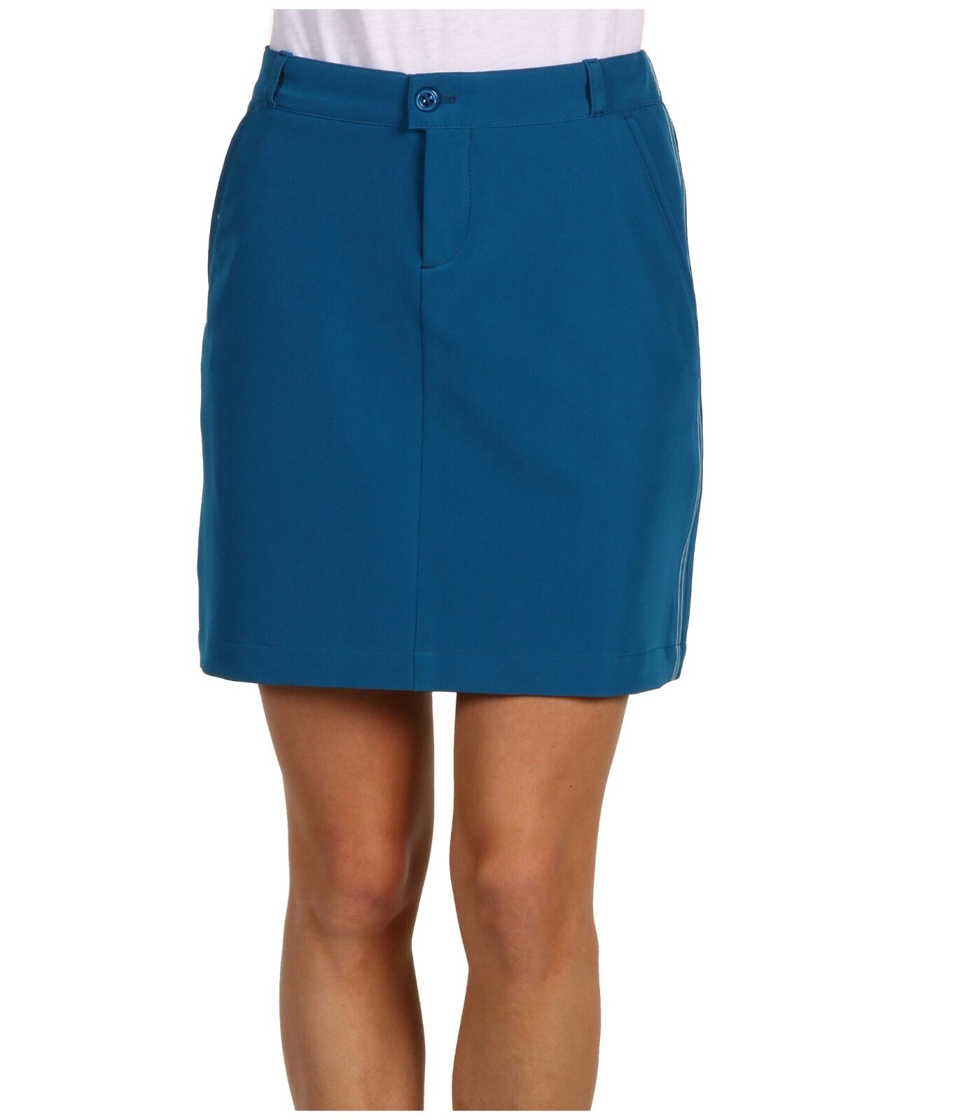BOSS Hugo Boss Women's Size 6 Bright bluee pinknna Skort Skirt