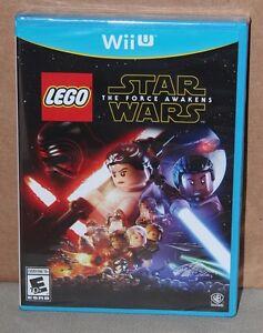 LEGO-Star-Wars-The-Force-Awakens-Nintendo-WiiU-2016-Brand-New-Sealed