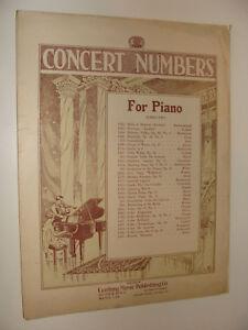 Details about Richard Wagner / Gustav Lange Die Walkure Siegmund's Love  Song 1906 ed Arnold