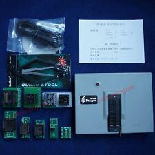 VSpeed VS4000 USB EEPROM SPI FLASH 51 AVR PIC GAL Universal Programmer+9 adapter