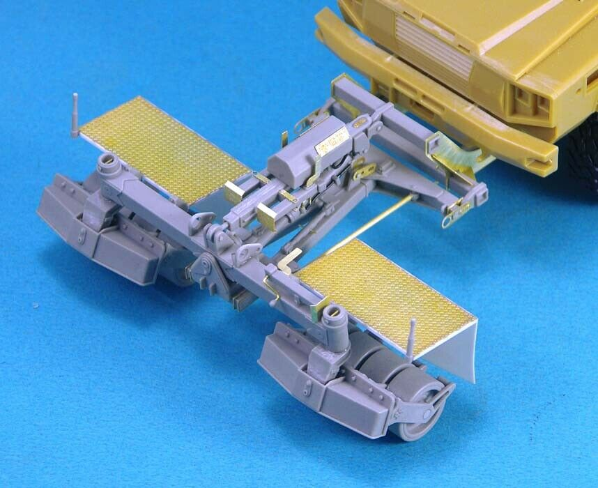 Legend Productions LF1279, SPARK Mine Roller for RG-31- 66 Resin 50, SCALE 1 35