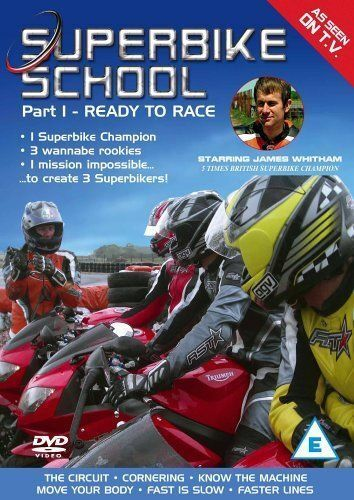 1 of 1 - Superbike School - Part 1 - Ready To Race (DVD, 2005)