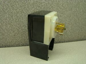 Hubbell-HBL45WAA-Angle-Adapter-w-Hubbell-Plug-30A-120-208V-3-Y
