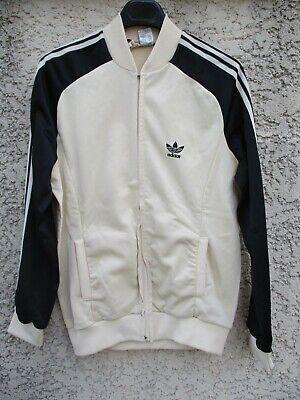 Veste ADIDAS SUPERSTAR vintage ATP jacket giacca ventex années 80 sport 180 L D6 | eBay