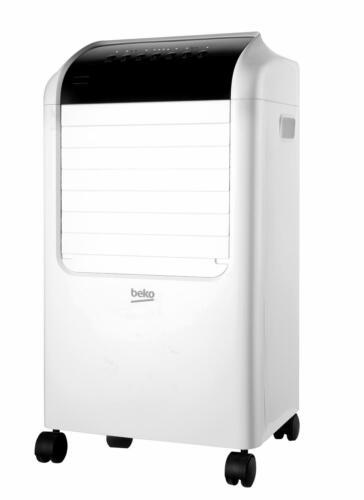 Raffrescatore Evaporativo Tanica 8Lt Beko Ventilatore 3 Velocità Timer EFE6030W