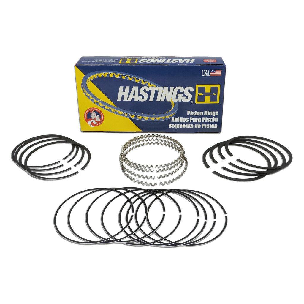 Hastings 2C6828 Single Cylinder Piston Ring Set