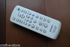 GENUINE-Original-Sony-SYSTEM-AUDIO-Remote-Control-RM-SC3