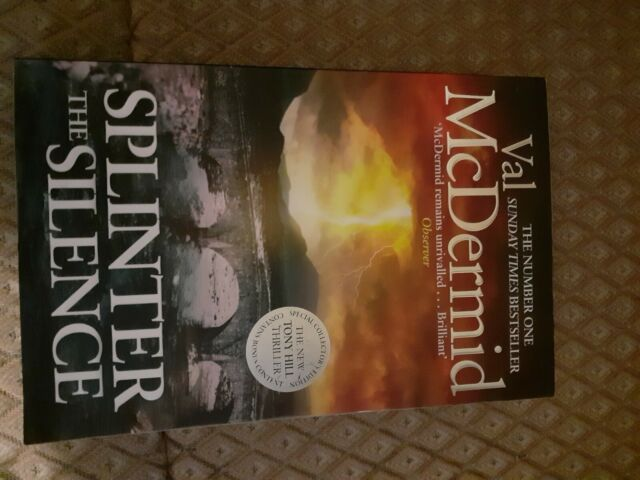Tony Hill And Carol Jordan Series Collection 9 Books Set By Val Mcdermid Uk For Sale Ebay