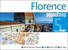 Florence PopOut Map: Handy pocket size pop up city map of Florence by Compass Maps (Sheet map, folded, 2014)