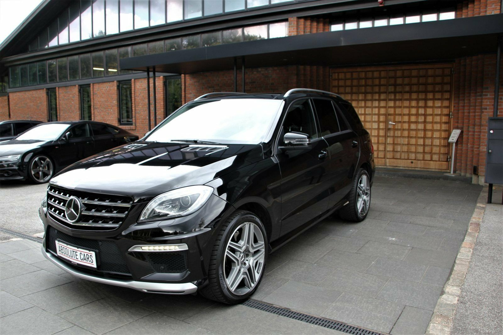 Mercedes ML63 5,5 AMG aut. 5d - 4.879 kr.