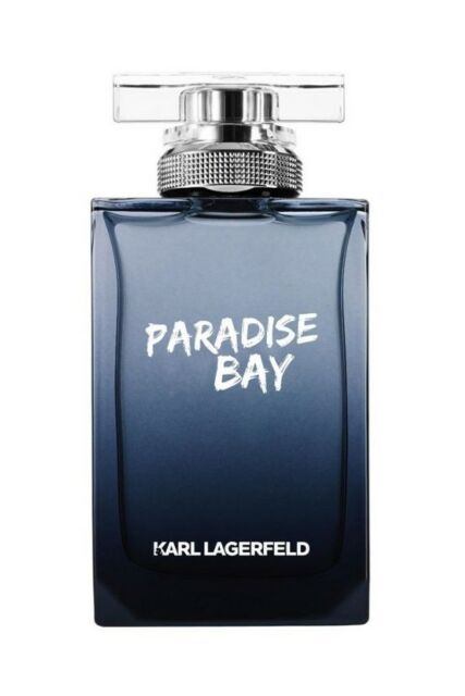 Karl Lagerfeld  Paradise Bay EDT 100ml Eau De Toilette for Men New & Sealed