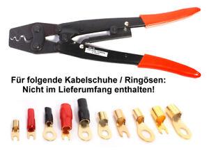 Crimpzange-1-5-16-mm-HS-16-ideal-fuer-Car-HiFi-Auto-Presszange-Crimp-Zange