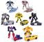 Seibertron-Autobots-Robots-Optimus-Prime-Bumblebee-Action-Figures-Kids-Toys-3-039-039 thumbnail 1