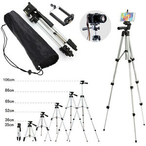 Professional-Camera-Tripod-Stand-Holder-Mount-for-iPhone-Samsung-Cell-Phone-Bag