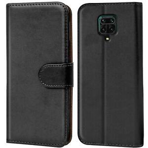 Book Case für Xiaomi Redmi Note 9 Pro / Note 9S Hülle Handy Tasche Flip Cover