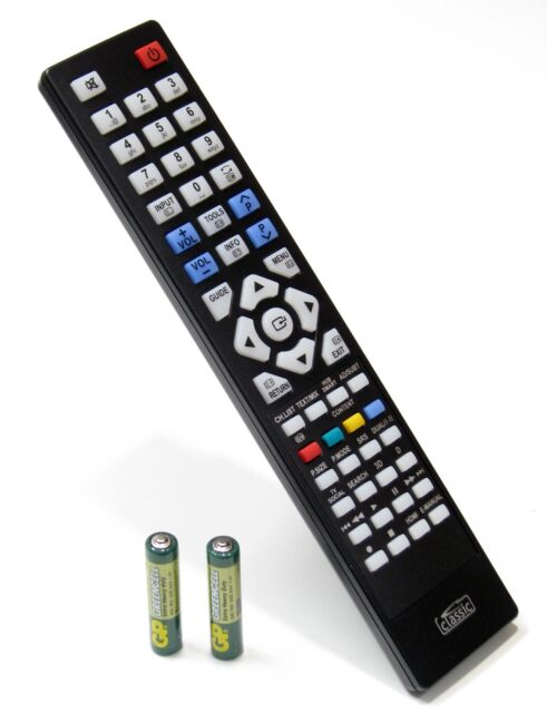 Replacement Remote Control for Samsung UE40D5800VWXTK