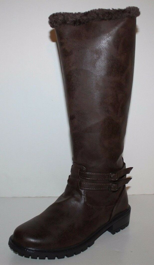 GH Bass NIB Women 6 6.5 7 7.5 8 8.5 9 Lydia Brown Snow Boots Water Resistant
