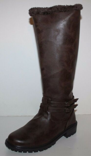 GH Bass NIB Women 6 6.5 7 7.5 8 8.5 9 M Lydia Brown Snow Boots Water Resistant