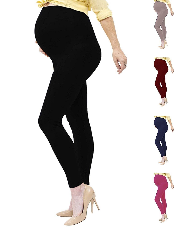 Maternity Leggings Cotton Trousers Leggings Pregnancy For Sale Online Ebay