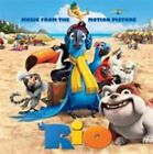 Soundtrack Rio OST Music From The Motion Picture CD