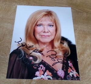 +Autogramm+ ++Dschungel Camp++ Ingrid van Bergen