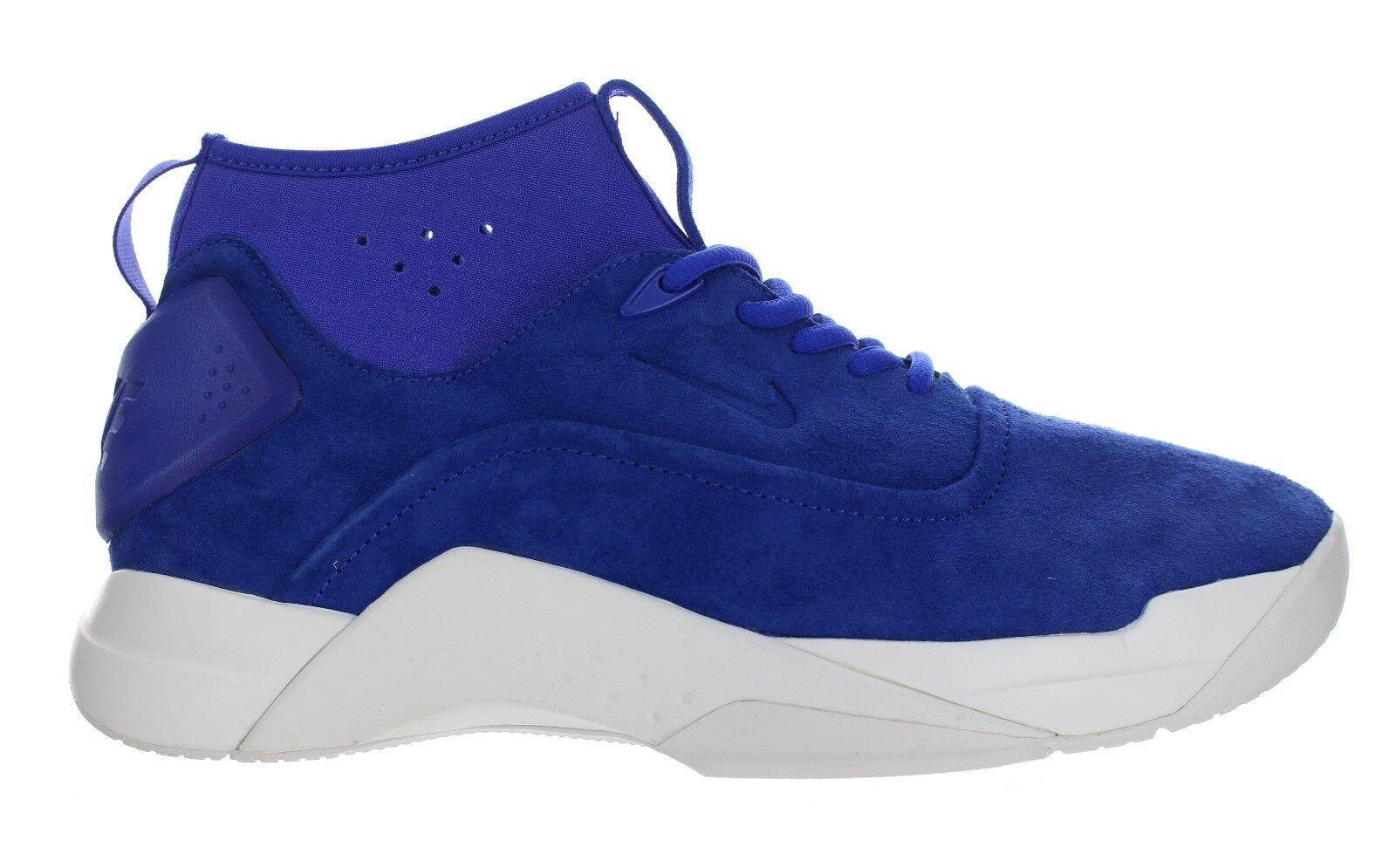 Nike uomini hyperdunk basso lux blu, scarpe da basket 9 nuove dimensioni