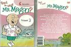 DVD - Mr MISTER MAGOO ( DESSIN ANIME ) / COMME NEUF